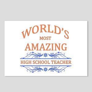 High School Teacher Postcards (Package of 8)