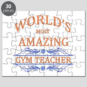 Gym Teacher Puzzle
