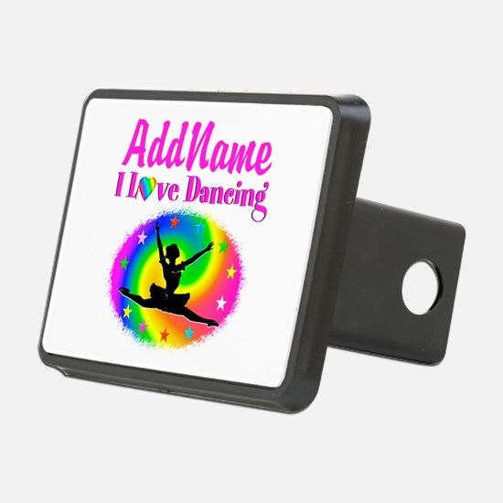 DAZZLING DANCER Hitch Cover