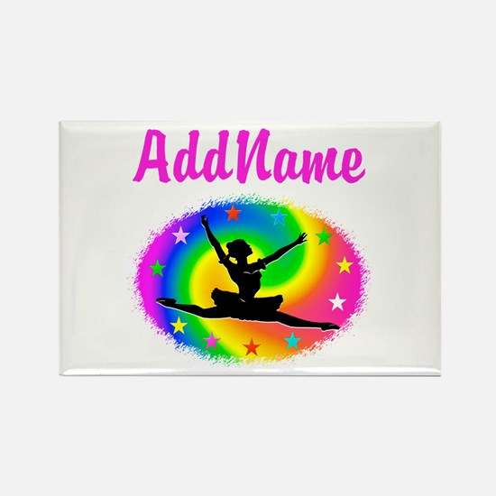 DANCING PRINCESS Rectangle Magnet