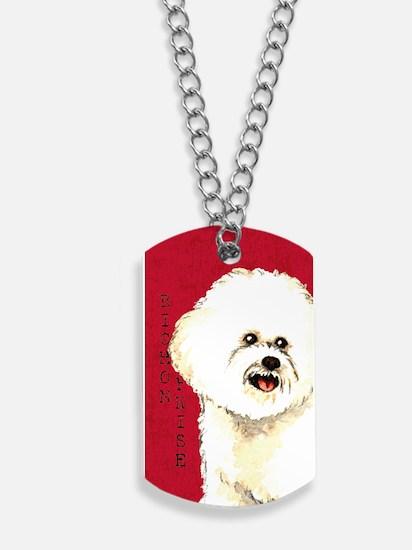 Bichon Frise Dog Tags