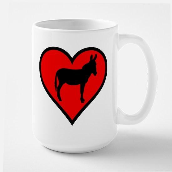 Donkey Love Mugs