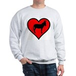 Donkey Love Sweatshirt