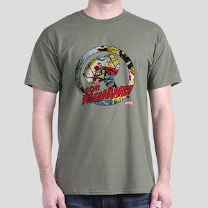 Thor For Asgard Dark T-Shirt