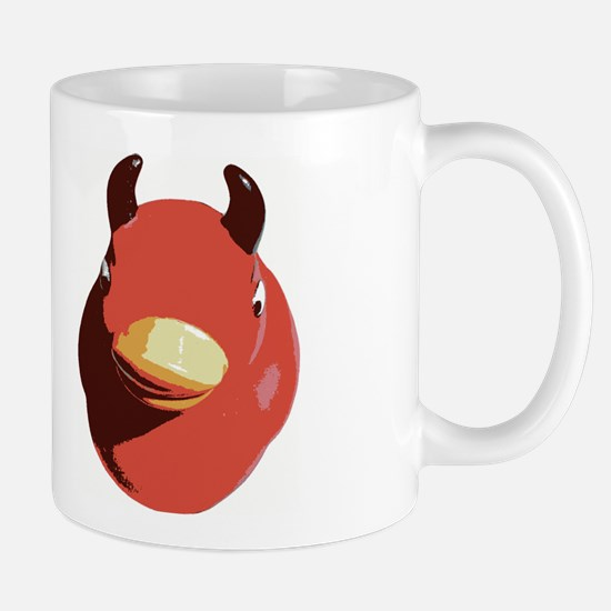 Evil Rubber Ducky Mug