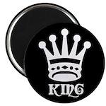 Black King Magnet