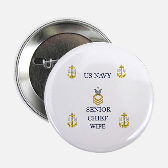 "Senior wife 2.25"" Button"