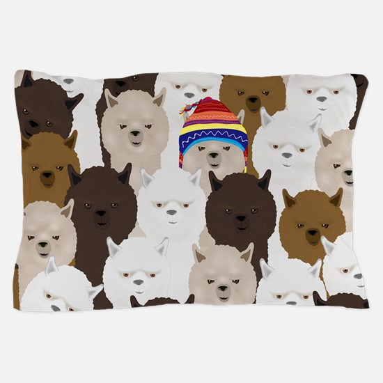 Alpaca Pillow Case