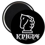 Black Knight Magnet