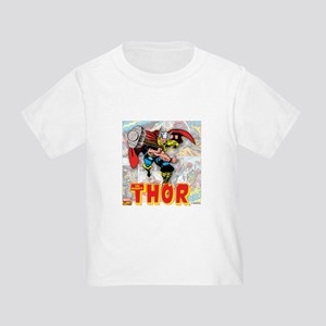 Thor Panels Toddler T-Shirt