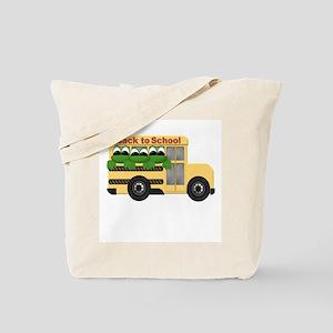 Hoppy Back to School Tote Bag