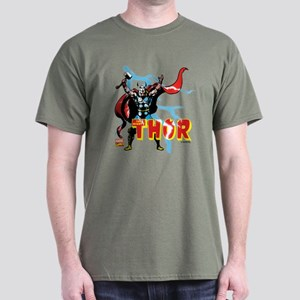Thor Lightning Dark T-Shirt