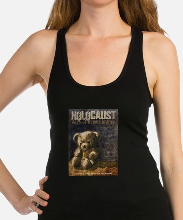 Holocaust Remembrance Day Racerback Tank Top