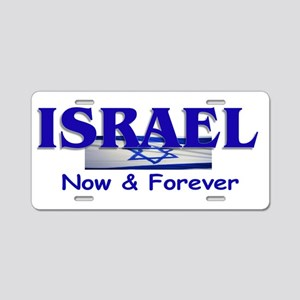 Holocaust Remembrance Day Aluminum License Plate
