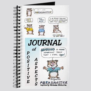 Abrahamster Journal of Positive Aspects 8x5""