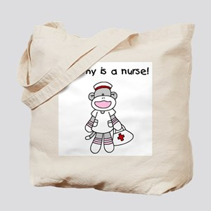 Mommy is a Nurse Tote Bag