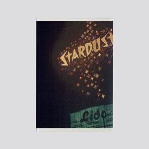 Vintage Stardust Hotel Las Vegas Magnets