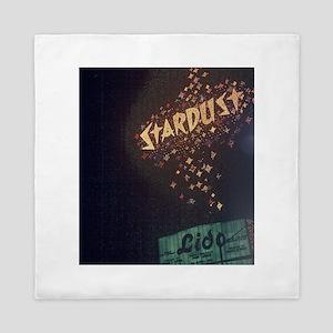 Vintage Stardust Hotel Las Vegas Queen Duvet