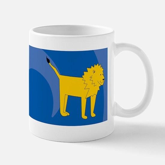 Cute Lion pictures Mug
