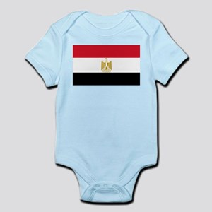 Egyptian Flag Body Suit