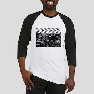 Film Slate Baseball Jersey