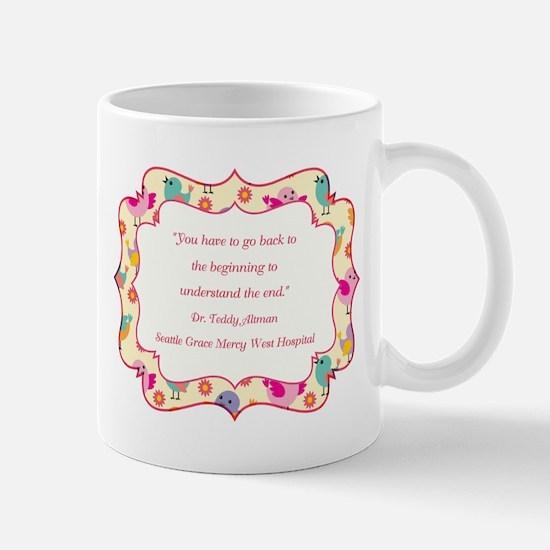YOU HAVE TO... Mug