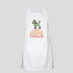 Obey The Groomer Apron