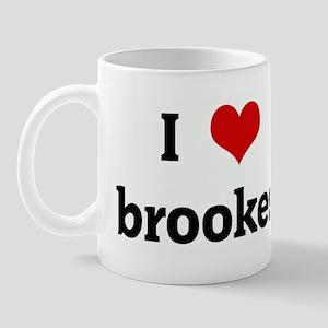 I Love brookes Mug