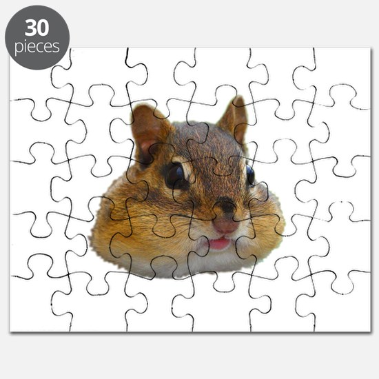 Cool Chipmunk Puzzle