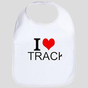 I Love Track Bib