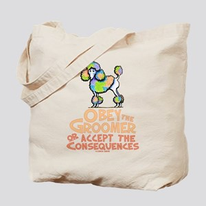 Obey The Groomer Tote Bag