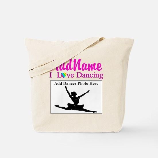 DANCING PHOTO Tote Bag