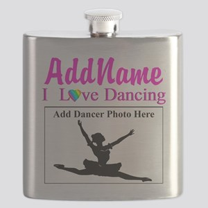 DANCING PHOTO Flask