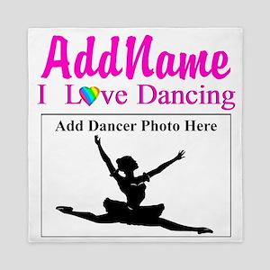 DANCING PHOTO Queen Duvet