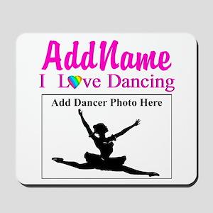 DANCING PHOTO Mousepad