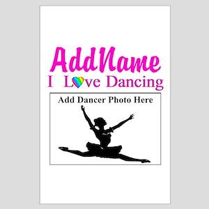 DANCING PHOTO Large Poster