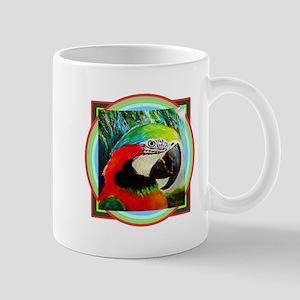 Macaw Parrot Mugs
