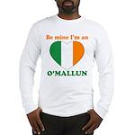 O'Mallun, Valentine's Day Long Sleeve T-Shirt
