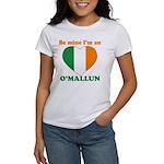 O'Mallun, Valentine's Day Women's T-Shirt