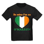 O'Mallun, Valentine's Day Kids Dark T-Shirt