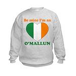 O'Mallun, Valentine's Day Kids Sweatshirt