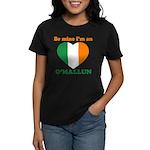 O'Mallun, Valentine's Day Women's Dark T-Shirt