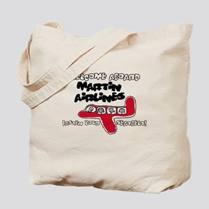 Martin Airlines Tote Bag