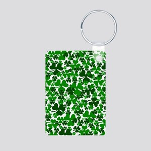 Shamrock Clover Keychains