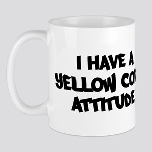 YELLOW CORN attitude Mug