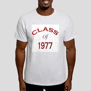 """""""Class of 1977""""  Light T-Shirt"""