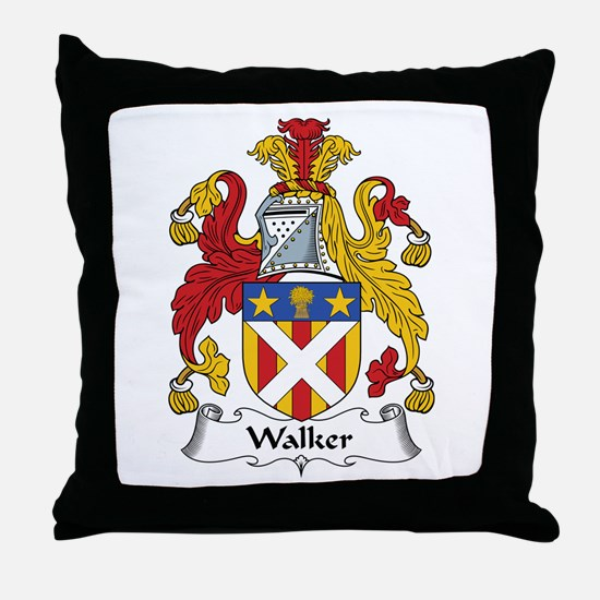 Walker Throw Pillow
