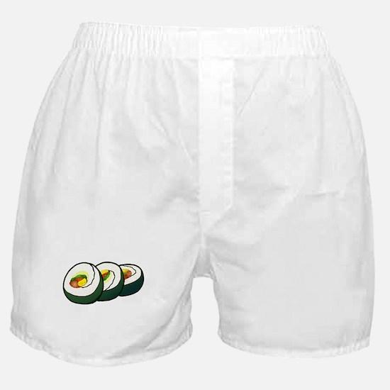 Cute Roll Boxer Shorts