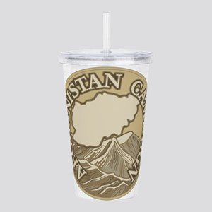 Afghanistan Campaign Acrylic Double-wall Tumbler