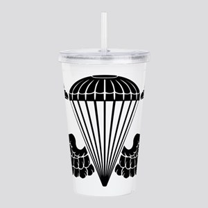 Airborne stencil Acrylic Double-wall Tumbler